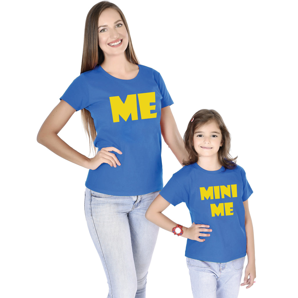 Me-Mini Me Mom Daughter Tees