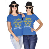 Darling Don't Forget To Fall In Love With Yourself First Sisters Tees