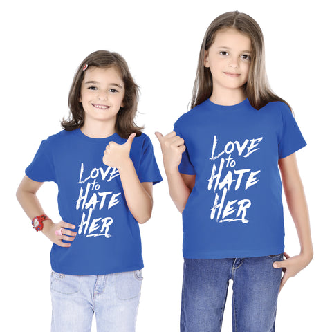 Love To Hate Her Tees