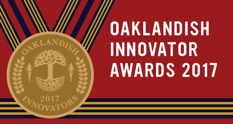 2017 Oaklandish Innovators Awards : Call for Nominations