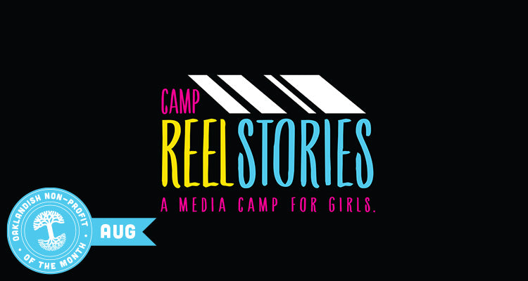 August Nonprofit of the Month: Camp Reel Stories