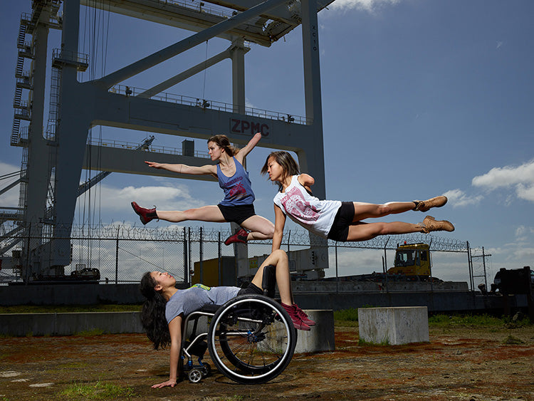 Spotlight on AXIS Dance Company