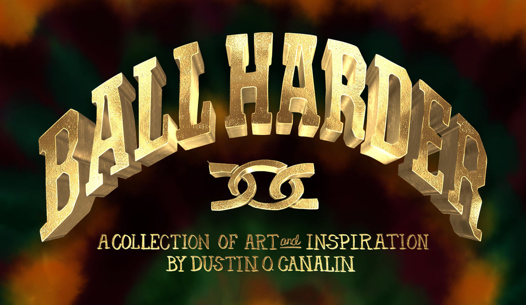 Ball Harder vol.2 by DOC Virtual Art Show