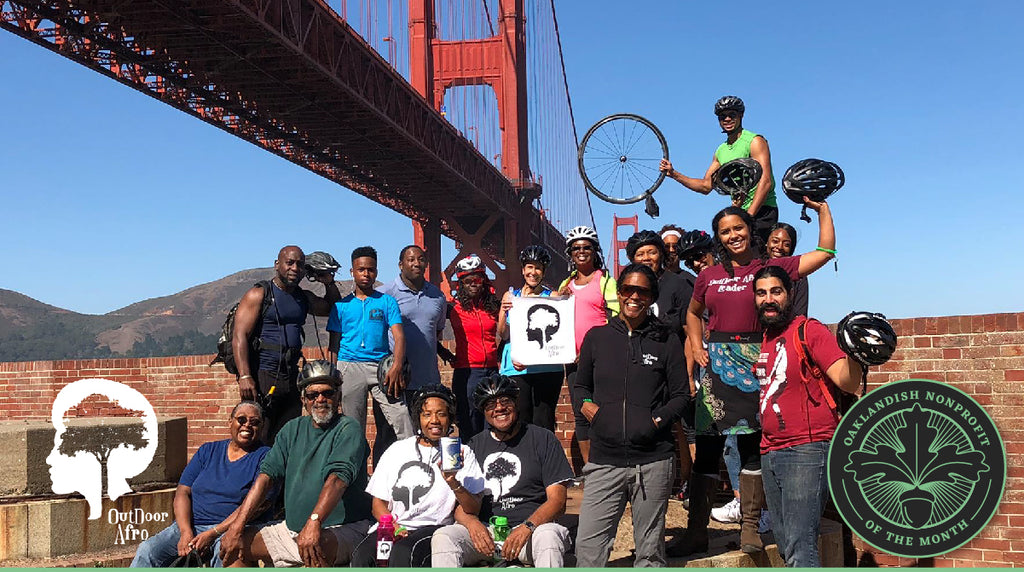 July Nonprofit of the Month: Outdoor Afro