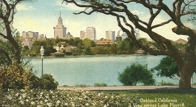 CITY OF DREAMS – an Oakland love retrospective