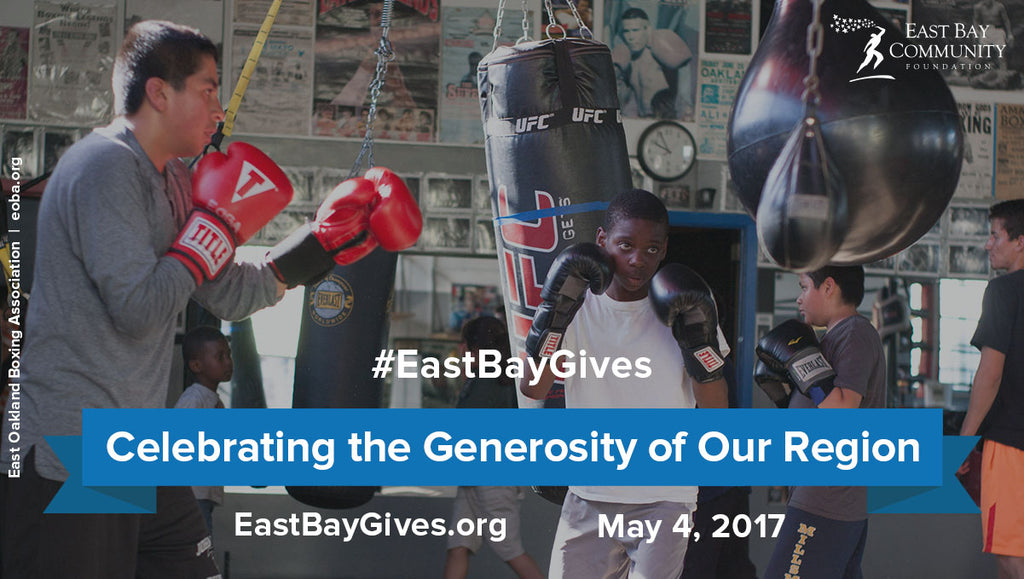 East Bay Community Foundation returns for 4th annual #EastBayGives