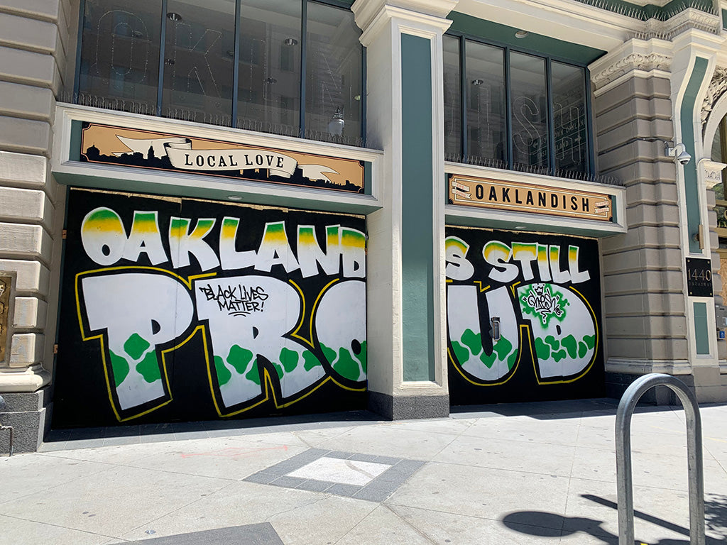 Oakland is Proud with Del Phresh