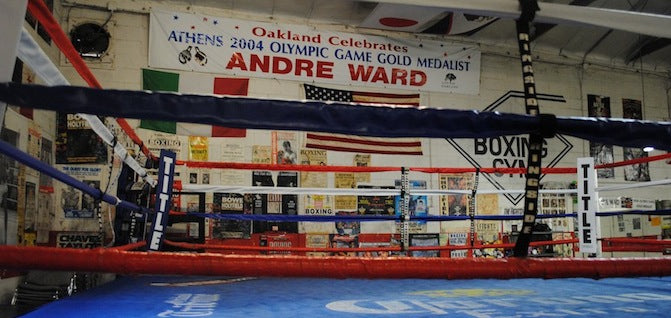 King's Boxing Gym: East Bay Boxing's Hidden Home
