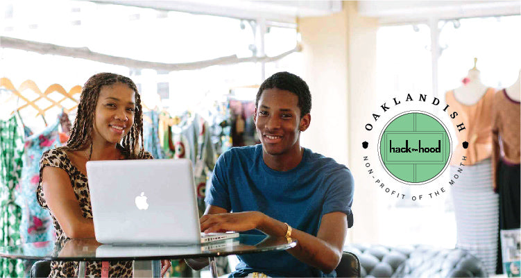 April Nonprofit of the Month: Hack the Hood