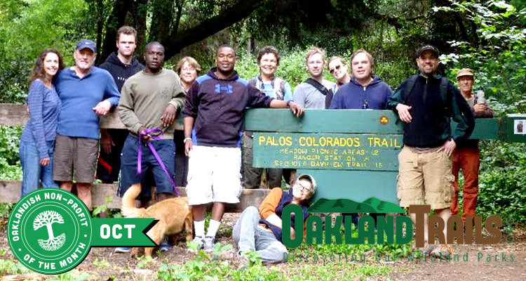 October Nonprofit of the month: Oakland Trails