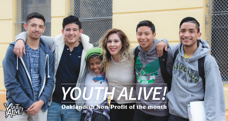 March Nonprofit of the Month: Youth ALIVE!