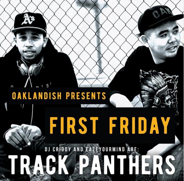 March First Friday: Track Panthers