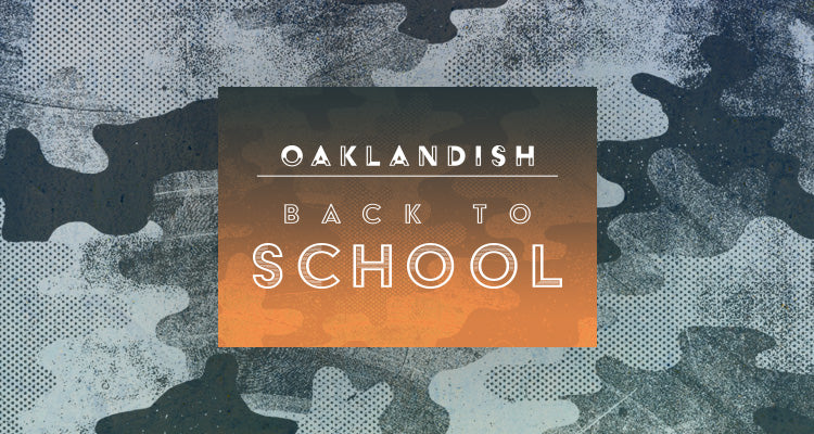 Oaklandish: Back to School Collection
