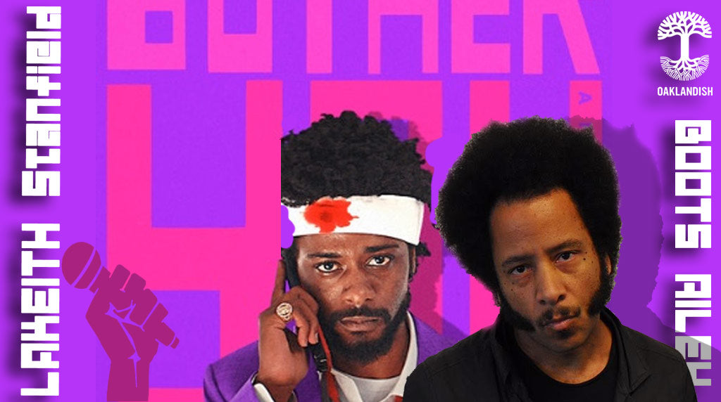 Sorry to Bother You Q&A with Boots Riley and Lakeith Stanfield