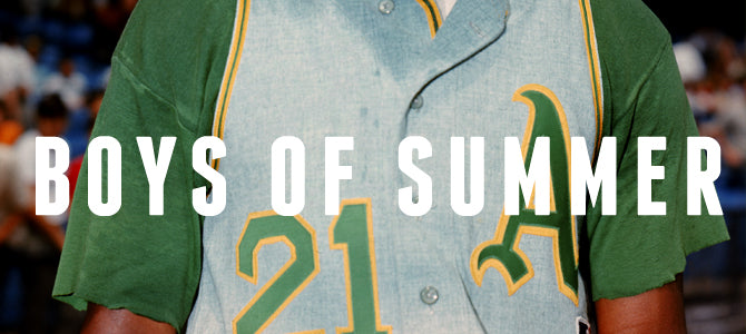 Boys of Summer t-shirt giveaway