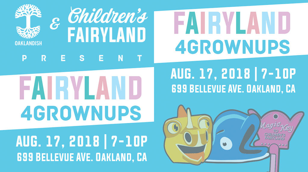 Fairyland for Grownups FAQ