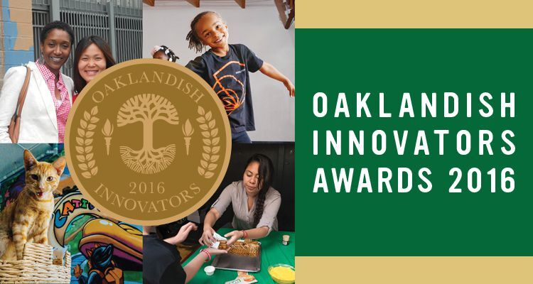 2016 Oaklandish Innovators: Call to Nominate!