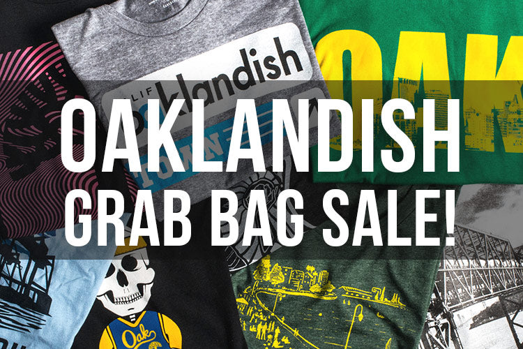 Oaklandish Summer Grab Bag Sale