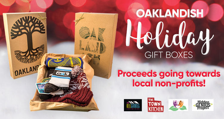 Oaklandish Holiday Gift Boxes