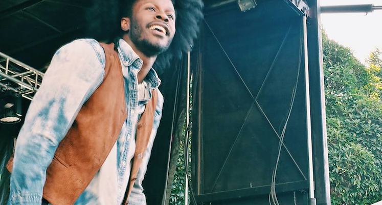 Oakland Music Festival: Q&A with Jesse Boykins III