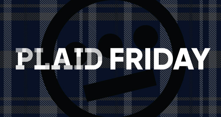 Oaklandish Plaid Friday 2016!
