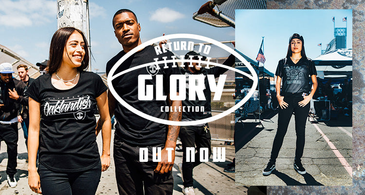 Return to Glory Collection is Out Now!