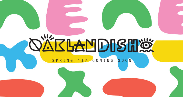 Oaklandish Spring 17 Collection