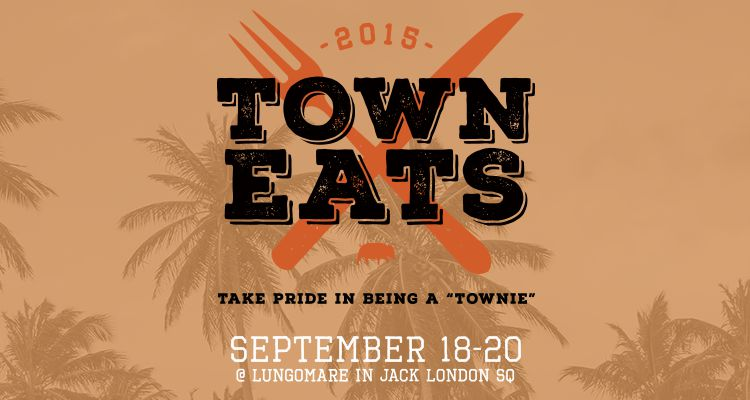"Take Pride in Being a ""Townie"" at Town Eats!"