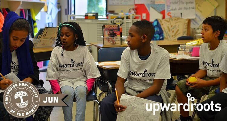 June Nonprofit of the Month: Upward Roots