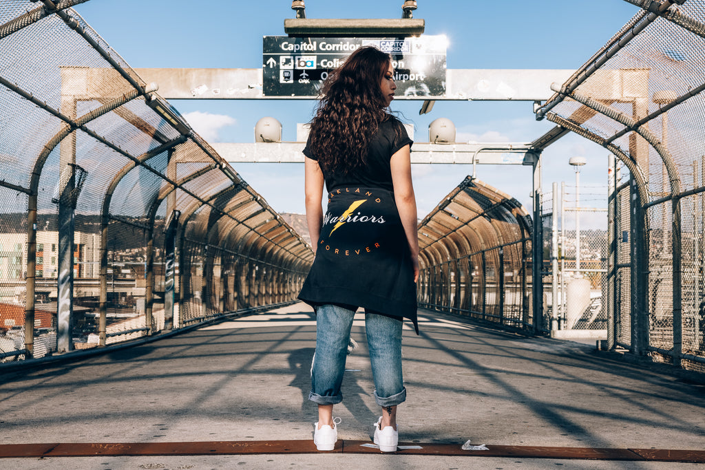 golden state warriors x oaklandish collection