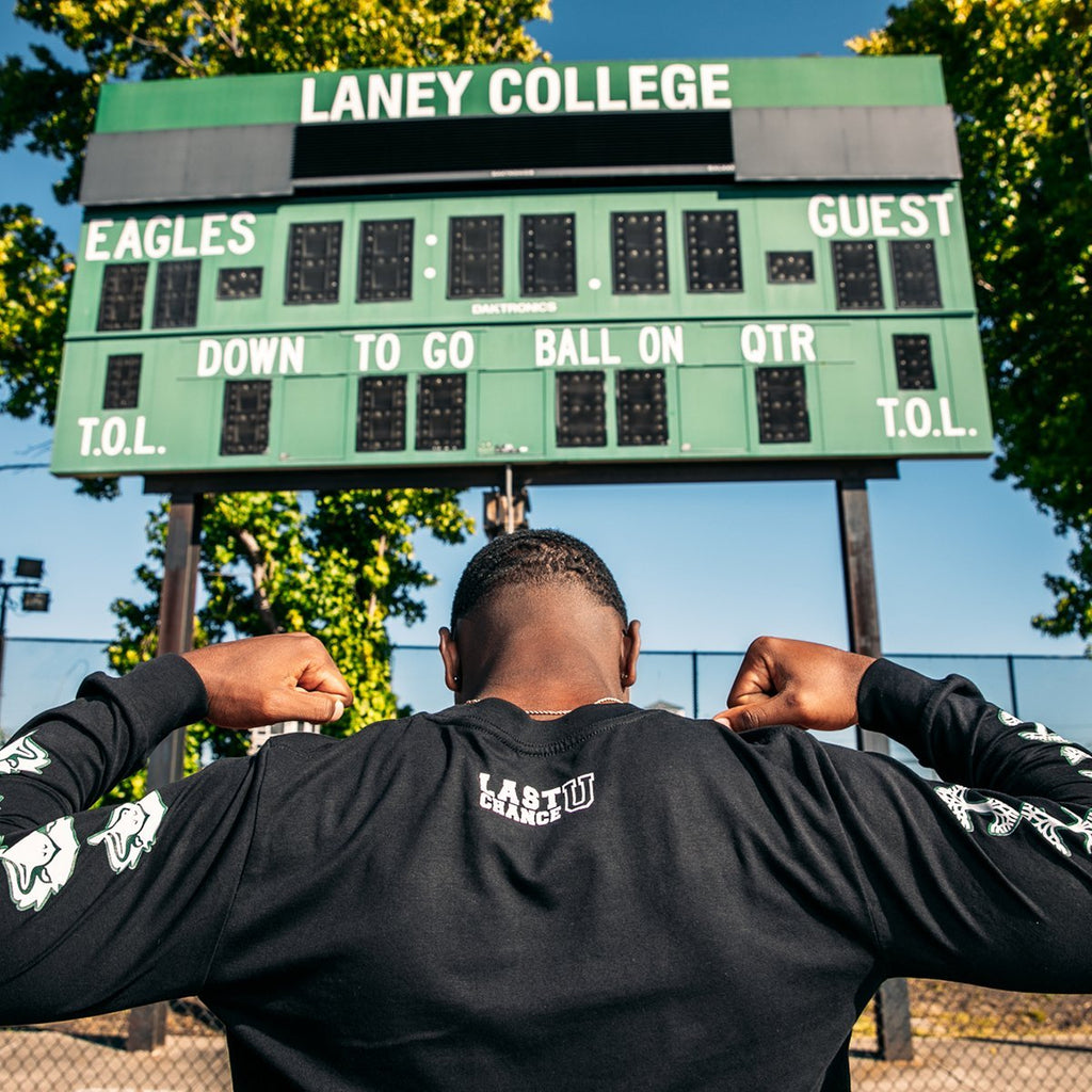 Laney Football Last Chance U Oaklandish T-Shire Collection