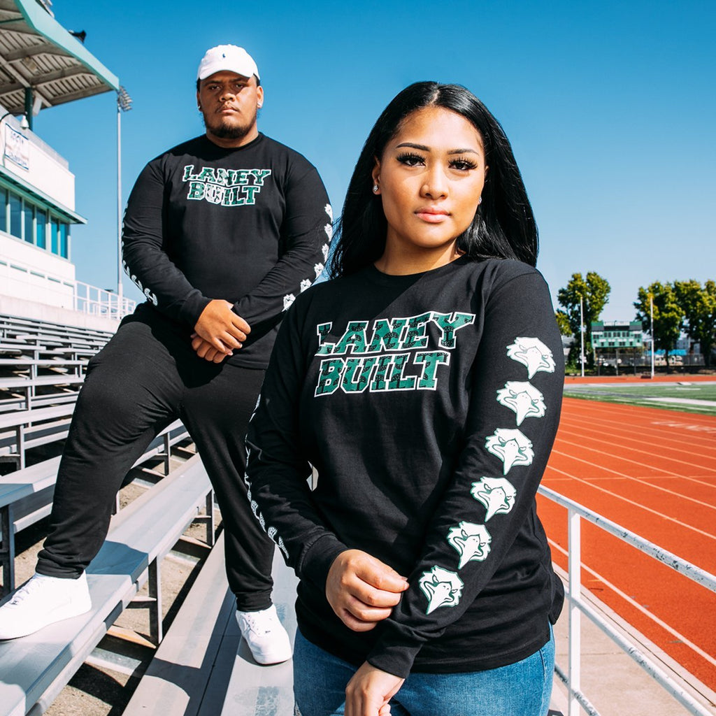Laney football Last Chance U Oaklandish Tee Collection