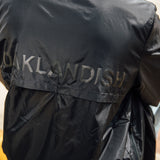 Jump Windbreaker - Oaklandish Black