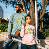 Women's Blooming LS Tee