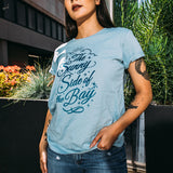 Women's Sunny Side of the Bay Tee