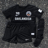 Kid's Roots SC Nike Kit Black