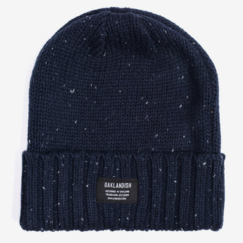 Flecked Watch Cap Beanie