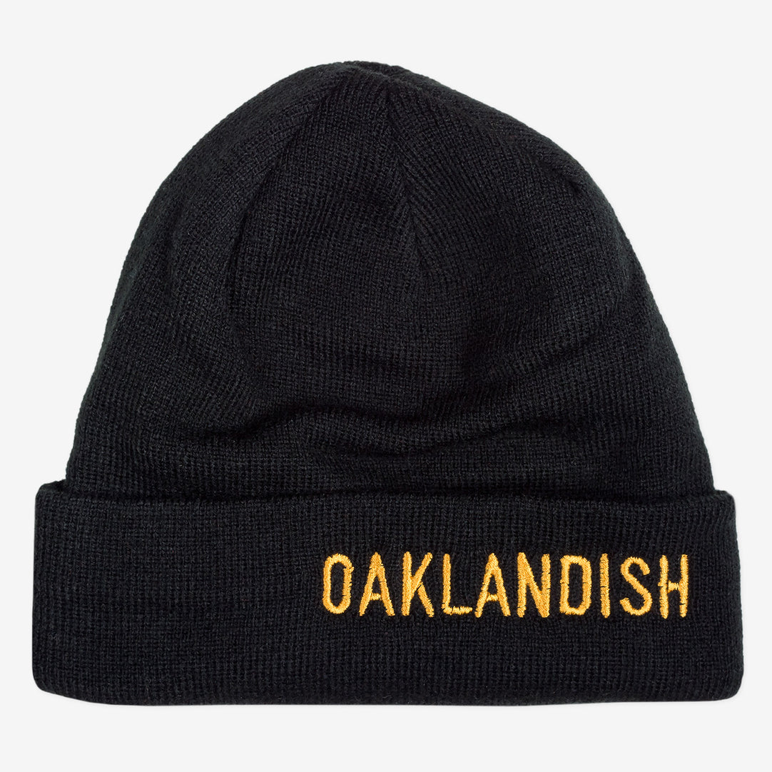 36a37bb9c8d Wordmark Mini Cuff Beanie – Oaklandish