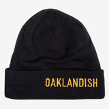 Wordmark Mini Cuff Beanie