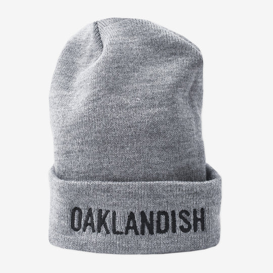 7946bf1e08c Wordmark Cuff Beanie – Oaklandish