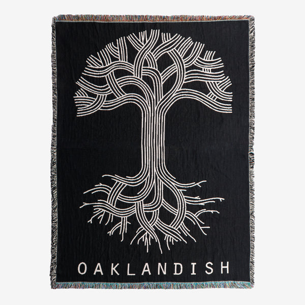 Oaklandish Long Throw