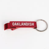 Oaklandish Bottle Opener