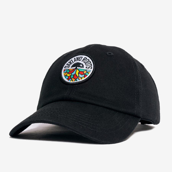 Roots SC Logo Curved Visor Hat