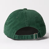 Micro Logo Dad Hat Green