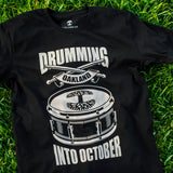 Drumming into October