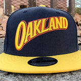 New Era Oakland Warriors 2020/21 City Edition Primary 9FIFTY