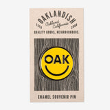Enamel Pin - Smiley