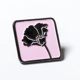 Enamel Pin - Poppy