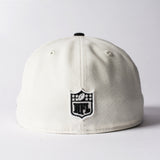 59FIFTY OAKRAI CHROME WHITE
