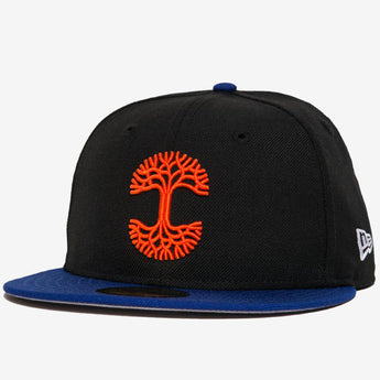 New Era Cap - 59FIFTY, Fitted Oaklandish Logo, Black